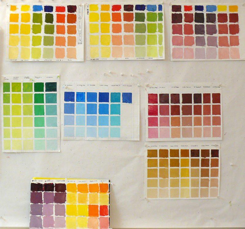 Colour Vocabulary
