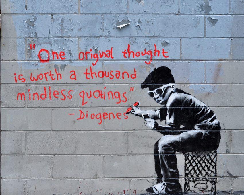 Banksy-Diogenes