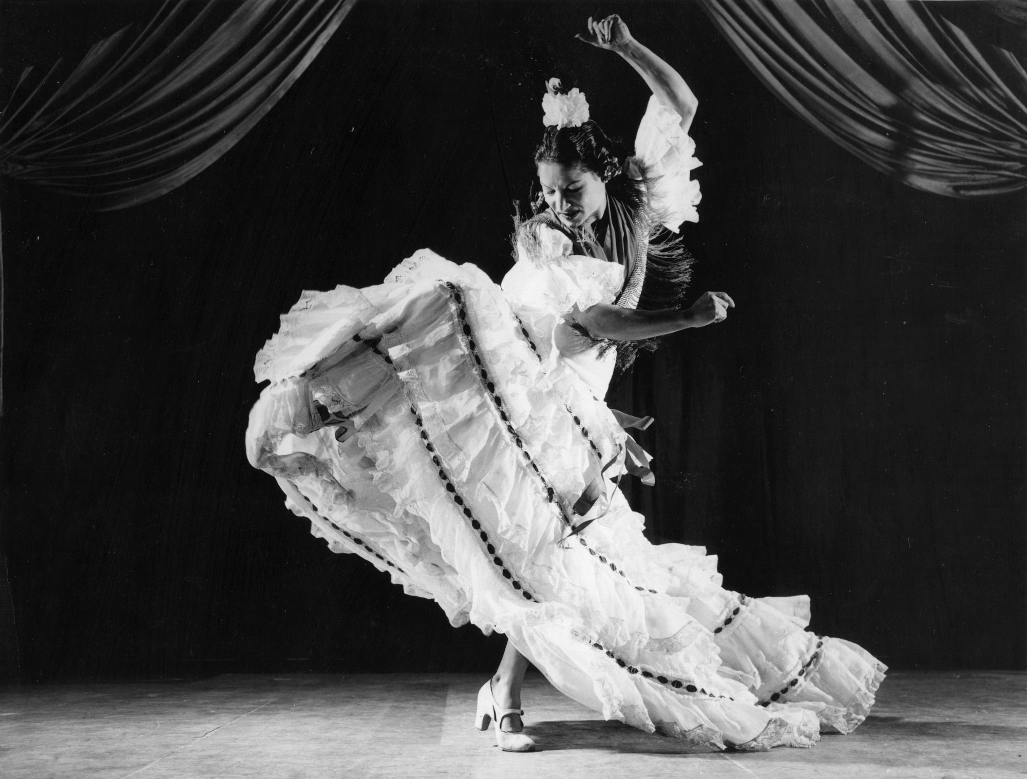 Carmen Amaya - The Queen of Flamenco | Alienated Me